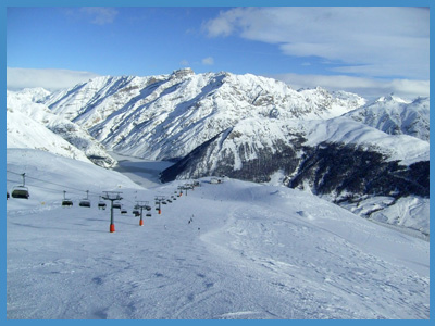 Specials at Ski Livigno